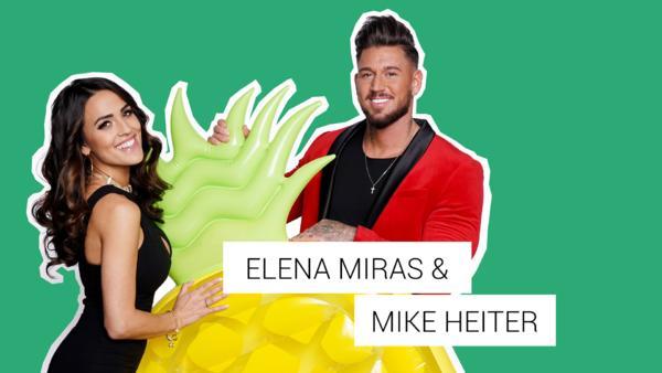 Elena Miras & Mike Heiter