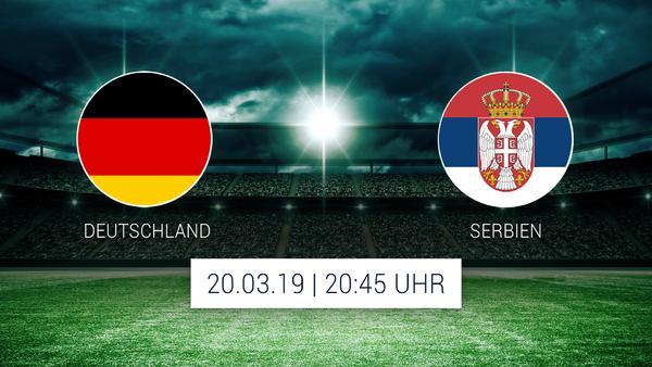 Deutschland vs Serbien HOME
