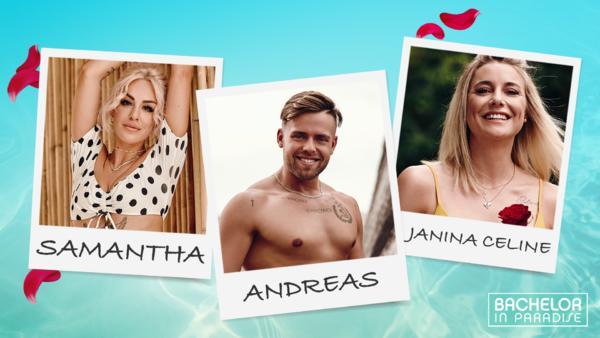 Samantha, Andreas & Janina Celine