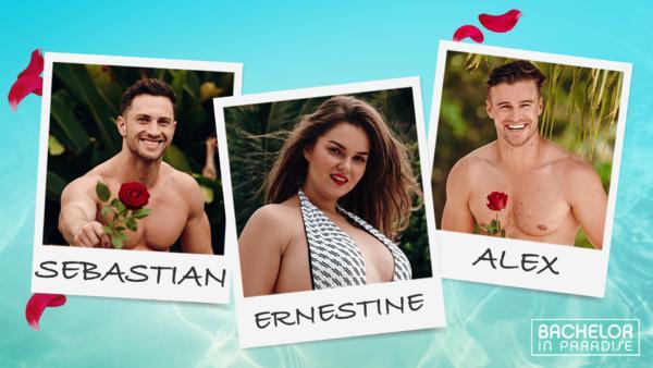 Sebastian, Ernestine & Alex