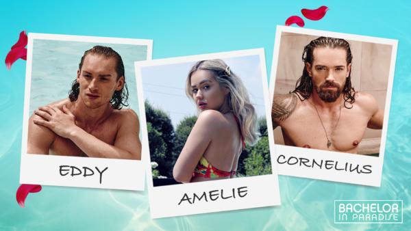 Eddy, Amelie & Cornelius