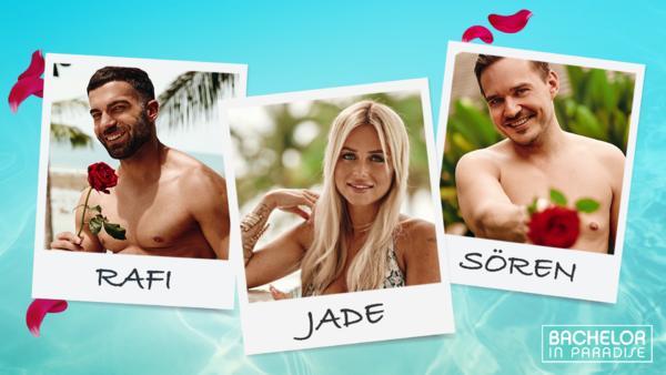 Rafi, Jade & Sören