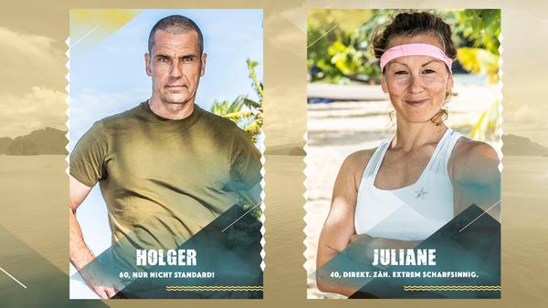 Holger und Juliane