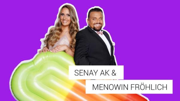 Senay Ak & Menowin Fröhlich