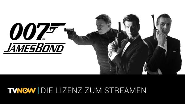 Die volle Ladung James Bond