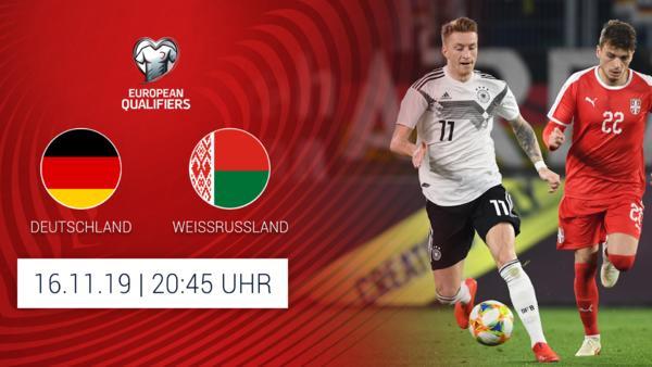Deutschland - Weissrussland