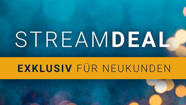 StreamDeal - Jetzt buchen