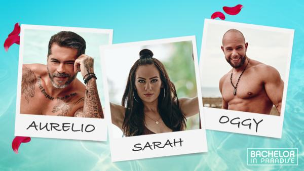 Aurelio, Sarah & Oggy