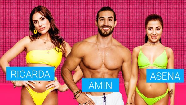 Ricarda, Amin & Asena