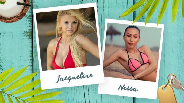 Jacqueline & Nessa