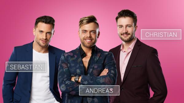 Sebastian, Andreas & Christian