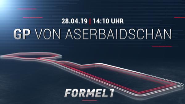 Formel 1 Aserbaidschan