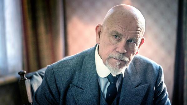 John Malkovich ist Hercule Poirot