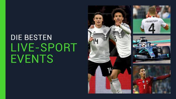 Unsere Live-Sport Events