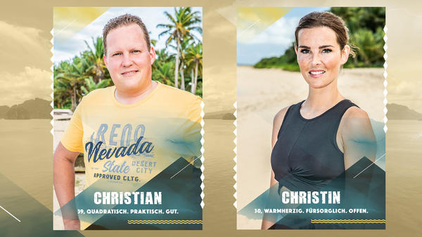 Christian und Christin