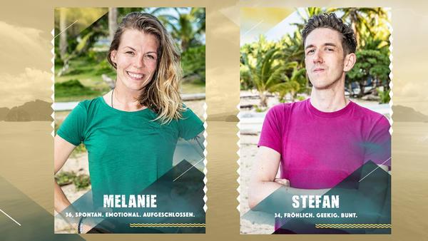 Melanie und Stefan