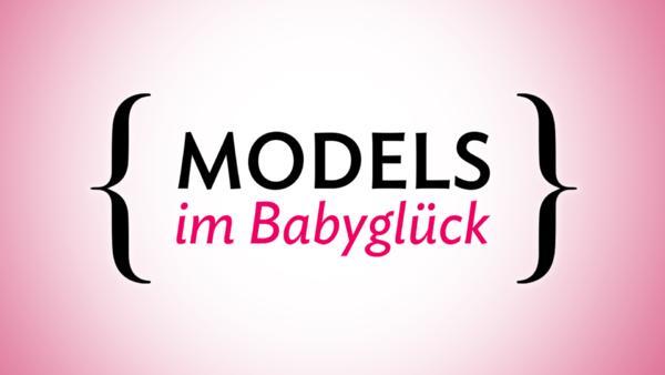 Models im Babyglück