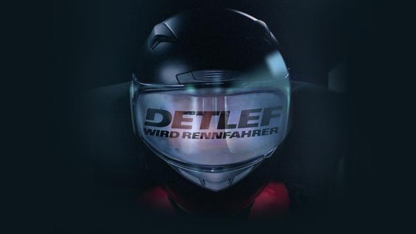 Detlef wird Rennfahrer