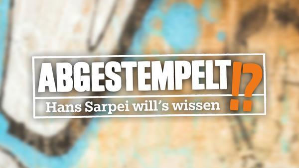 Abgestempelt?! Hans Sarpei will's wissen