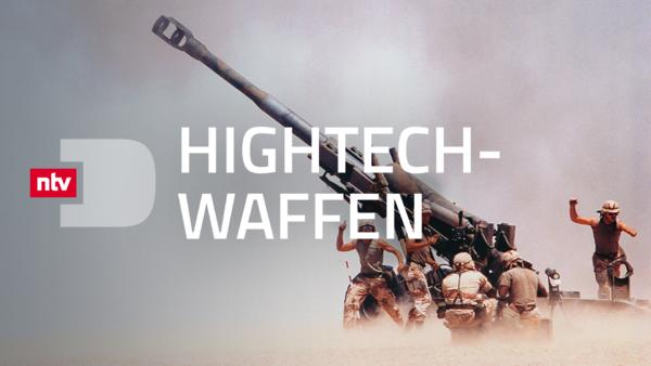 Hightech-Waffen