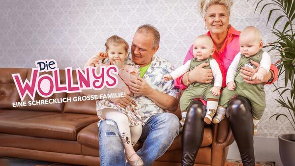 Die Wollnys - Eine schrecklich große Familie!