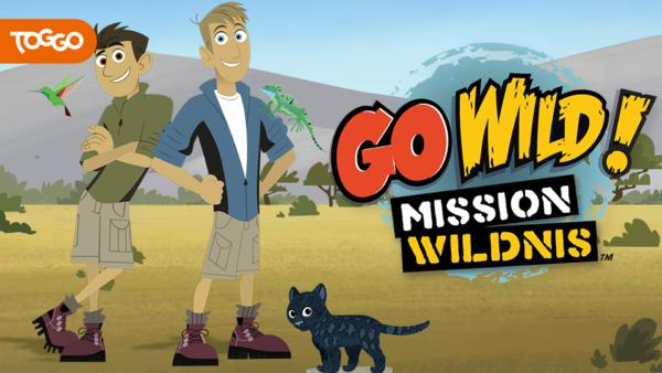 Go Wild! - Mission Wildnis