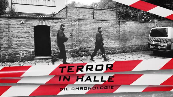 Terror in Halle - Die Chronologie