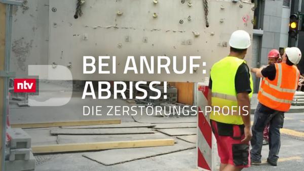 Bei Anruf: Abriss! Die Zerstörungs-Profis