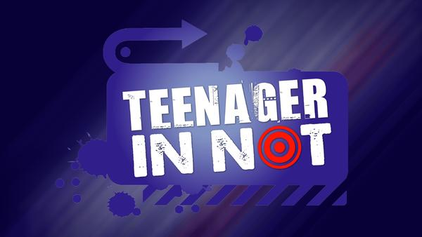Teenager in Not