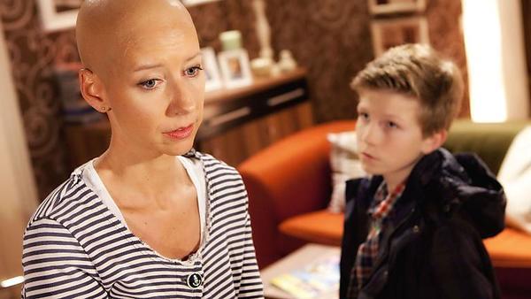 Erzählt Ute Conor vom Krebs?
