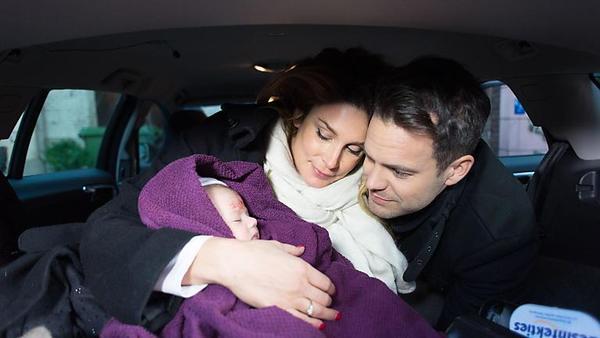 Eva bekommt ihr Baby!