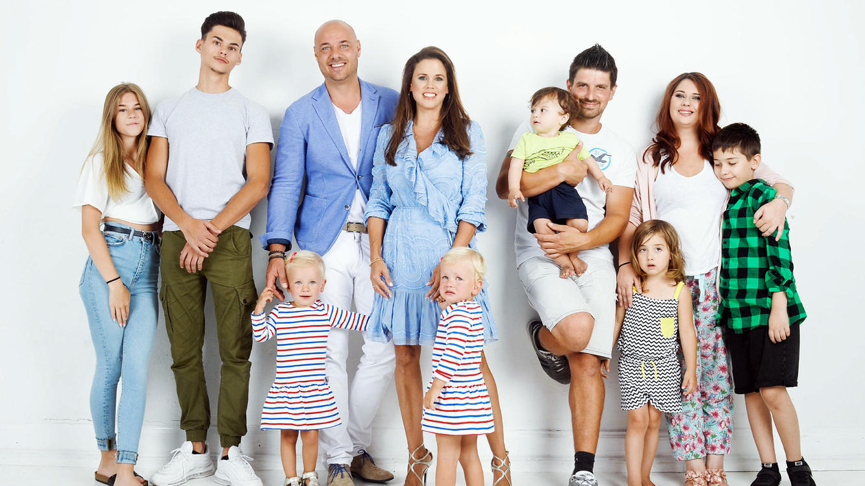 Serien Mit Familien