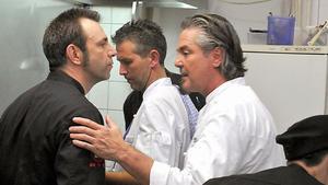"""Die Kochprofis im Restaurant """"Schaukelpferd"""""""
