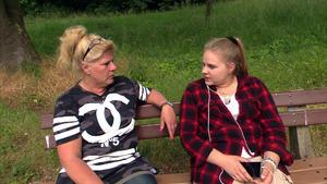"""Estefania und die """"Gangster""""-Rapper!"""