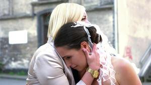 Ex-Freund bringt Braut am Hochzeitsmorgen zum Zweifeln