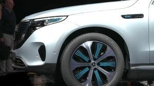 Thema u.a.:  E-Auto von Mercedes
