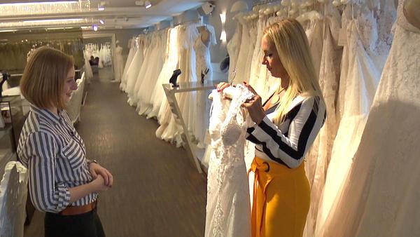 Brautkleidervergleich