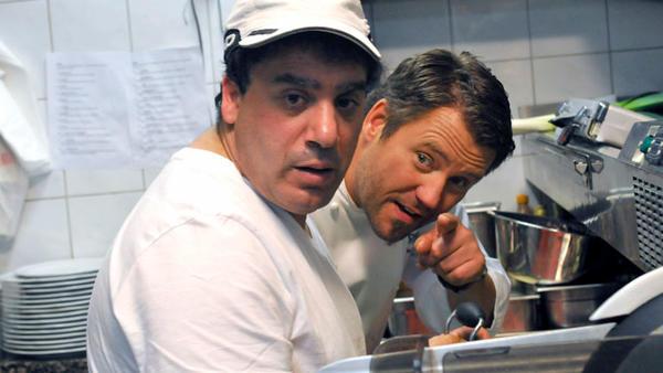 "Die Kochprofis im ""Buon Giorno Maria"""