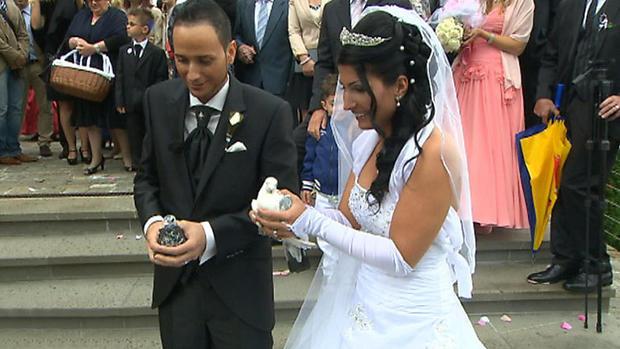 Tag 1 Sandra Und Eros Niedergosgen Ch Aus 4 Hochzeiten