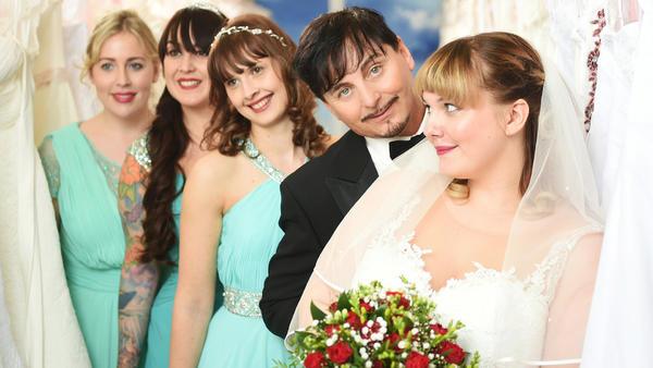 Keine Braut ist wie die andere