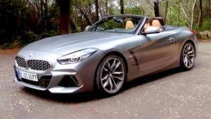 Thema u.a.: Der neue BMW Z4 im Test