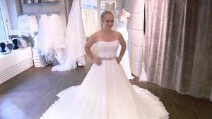 Dramen bei der Brautkleidsuche