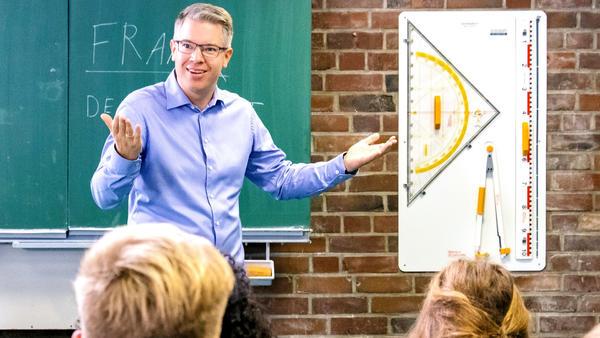 Der Vertretungslehrer - mit Frank Thelen