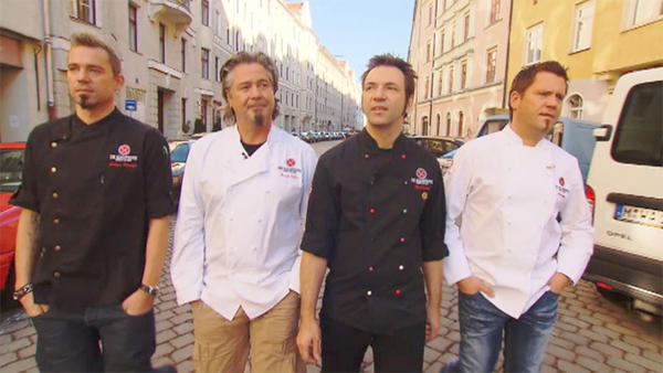 """Die Kochprofis im Restaurant """"Roecklplatz"""" (2)"""