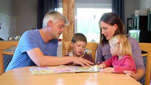 """Das """"Zuhause im Glück""""-Team hilft der Familie von Keno"""