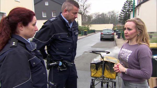 Die Ruhrpott-Cops bringt so leicht nichts aus der Ruhe.