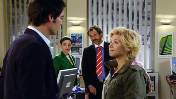 Diana enttäuscht Julian
