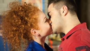 Der unerwartete Kuss