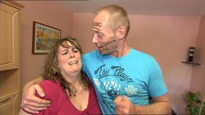 Dreifache Mutter wird von ihrem Mann zur Weißglut gebracht