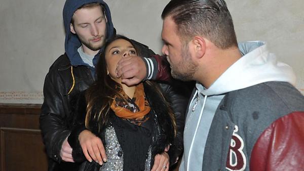 Jasmin wird attackiert